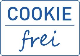 Diese Website ist frei von Cookies