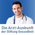 Die Arzt-Auskunft.